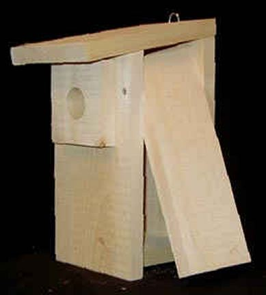 Eastern Bluebird House Kit