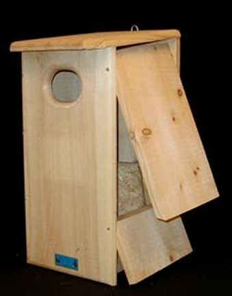 Common Merganser Duck House