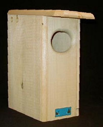 Small Wood Duck Nesting Box