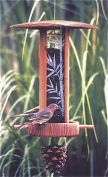 Special Edition Songbird Lantern Bird Feeder